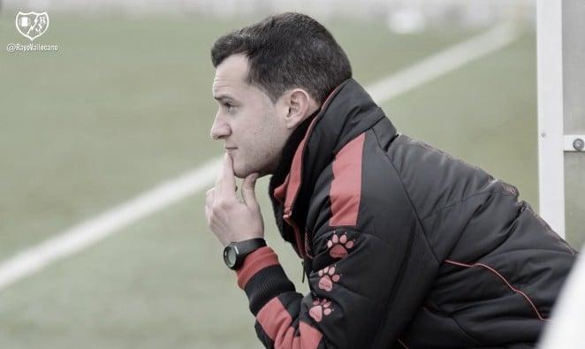 Ángel Dongil coge las riendas del Rayo B