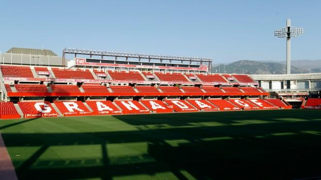El estadio Nuevo Los Cármenes ya está listo