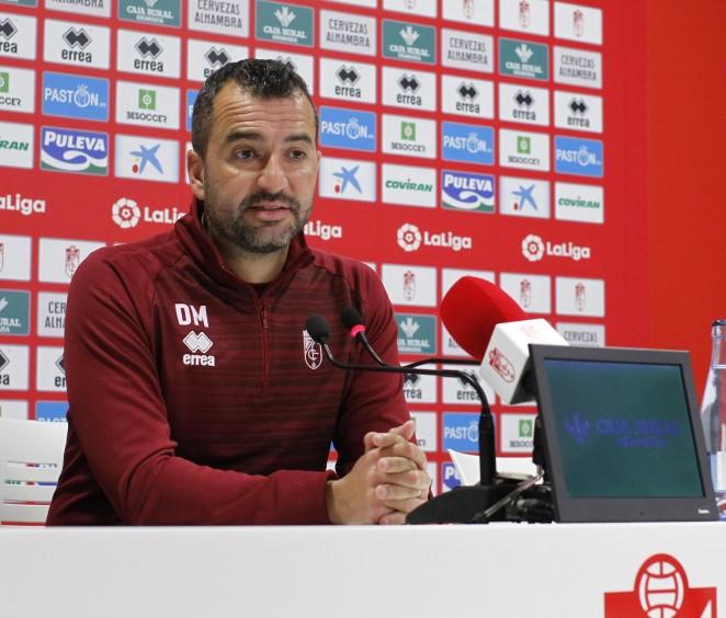 """Diego Martínez: """"En este tramo vamos a tener que afrontar muchas más adversidades"""""""