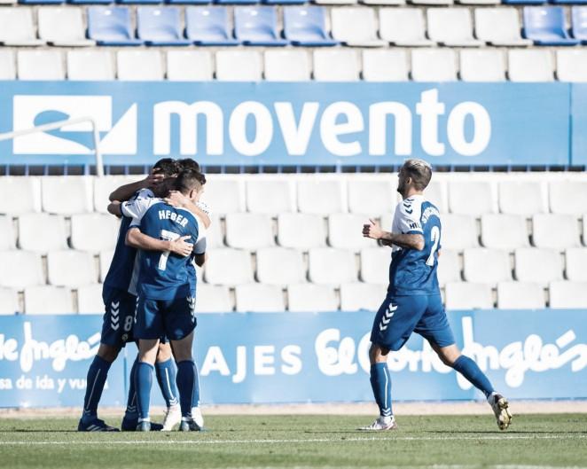 El Sabadell volvió a sonreír al vencer a la UD Las Palmas (3-1) | Foto: CE Sabadell FC