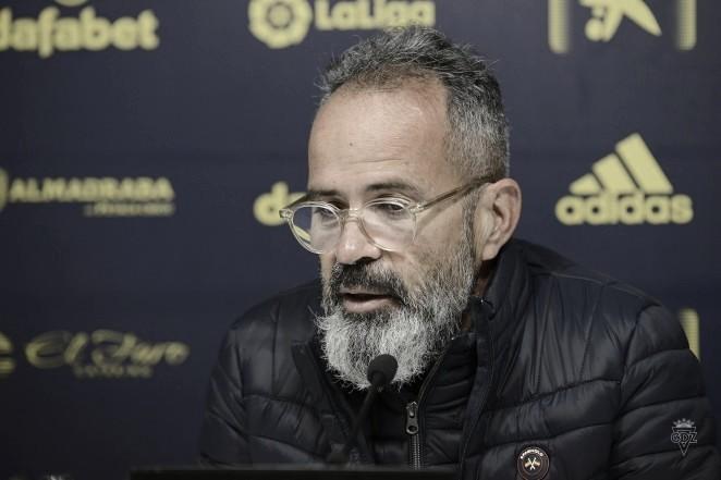 Álvaro Cervera: ''El fútbol es de los aficionados''