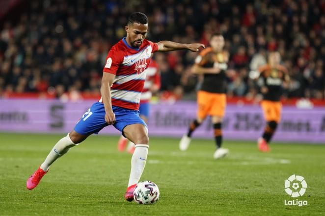 Yangel Herrera continúa en el Granada CF