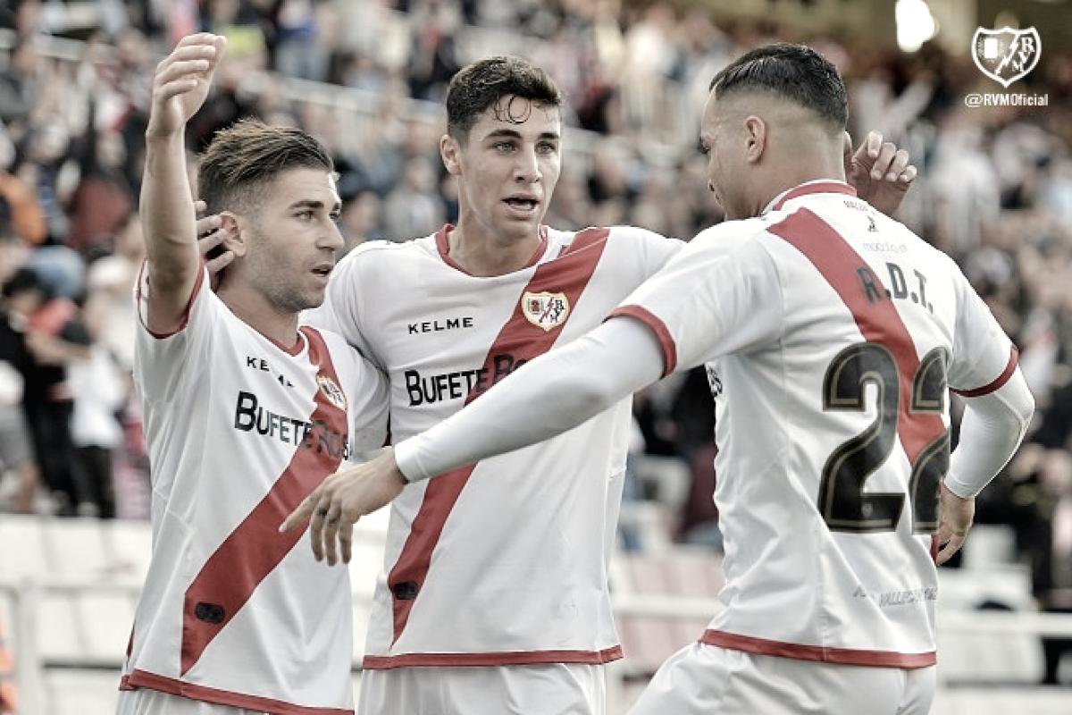 36 goles suman entre De Tomás, Trejo y Embarba