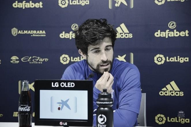 """Jairo: """"El Betis nos va a exigir lo mismo o más que el Barcelona"""""""