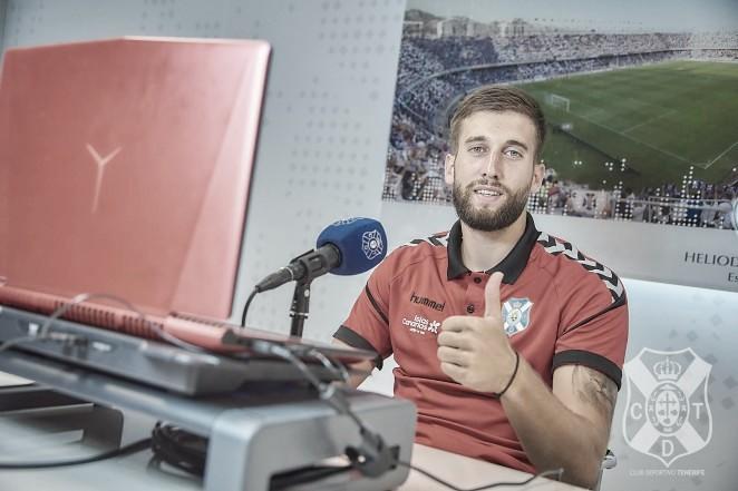 """Nikola Sipcic: """"Quiero aprovechar esta oportunidad"""""""