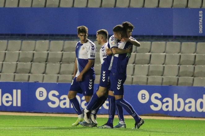 Victoria sufrida (1-0)