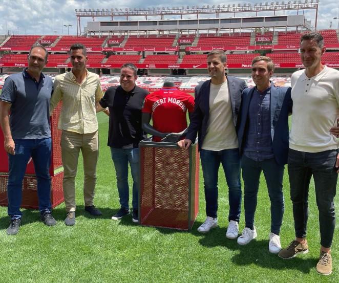 Cinco nuevos miembros completan el cuerpo técnico del Granada CF