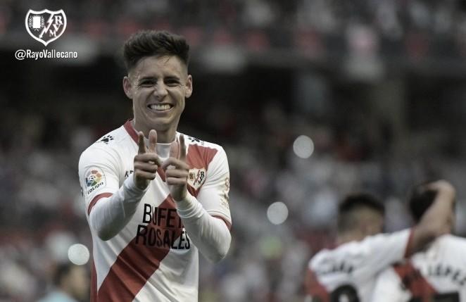 Álex Moreno, de la Capital del Cava a triunfar en la élite
