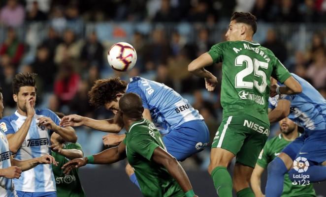 Málaga - Sporting: puntuaciones del Sporting de Gijón, jornada 32 LaLiga 1 2 3