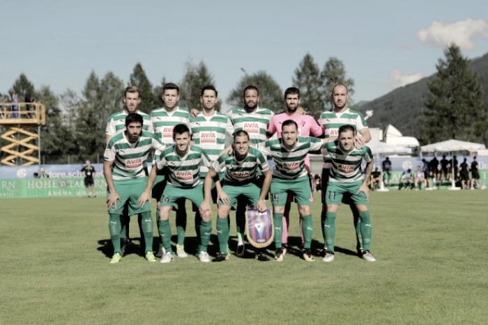 El Eibar se despide de Austria con una derrota