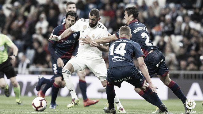 Previa Real Madrid vs SD Huesca: intentar dar la sorpresa