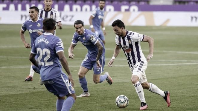 Defender bien el balón parado y aprovechar las ocasiones, las claves para ganar al Getafe