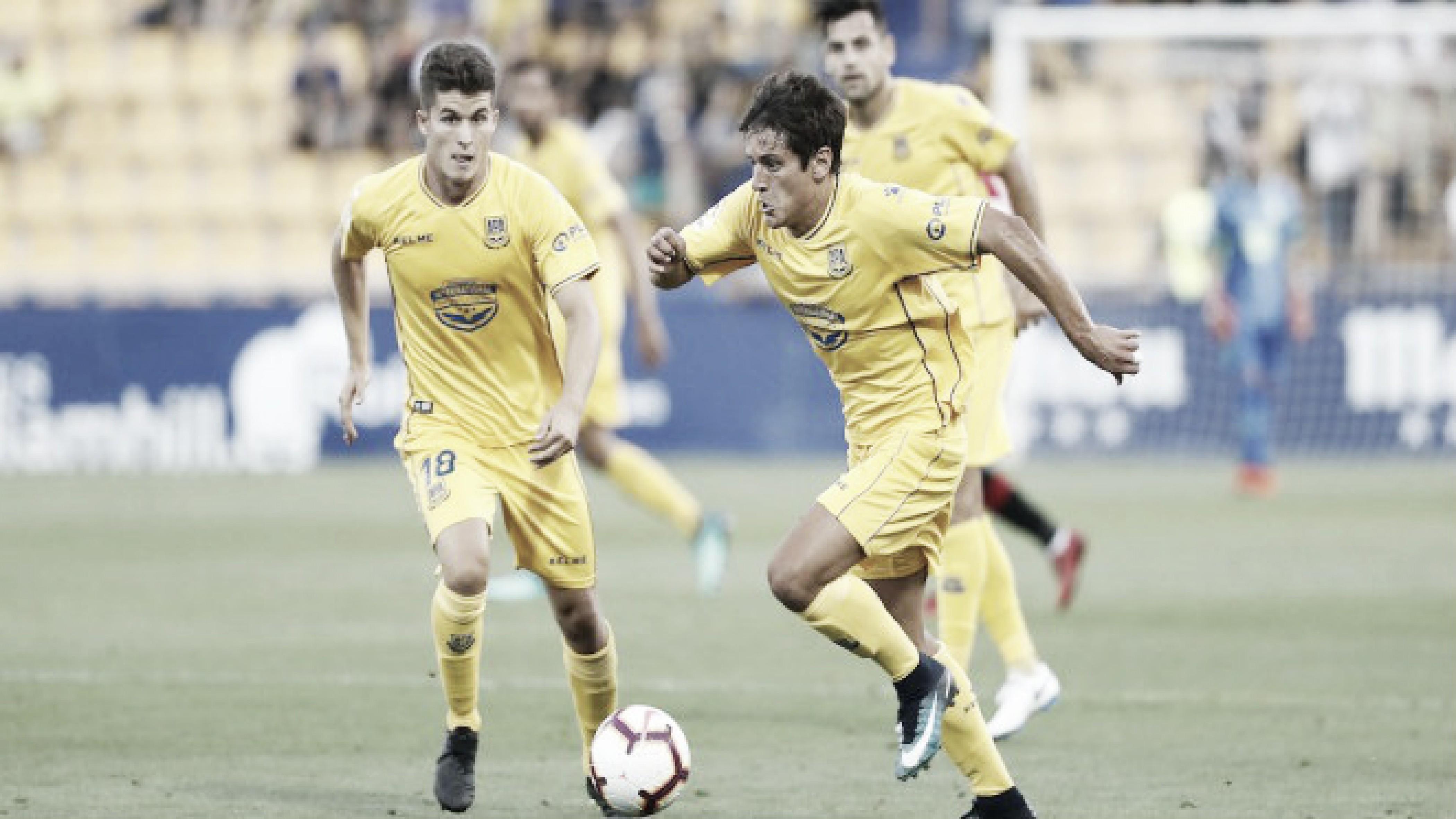 Previa Córdoba CF - AD Alcorcón: en busca del estreno a domicilio