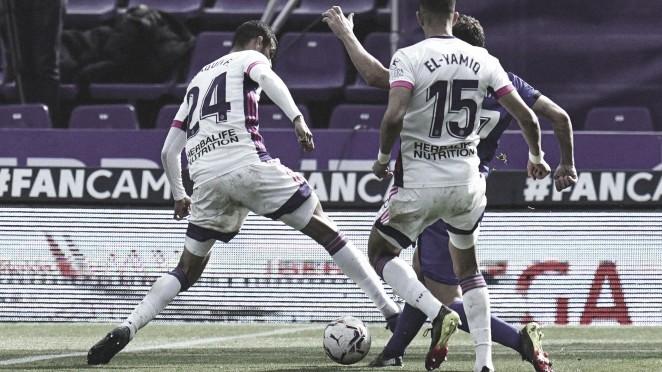 """Joaquín Fernández: """"Toca sumar tres puntos y dar un golpe en la mesa"""""""
