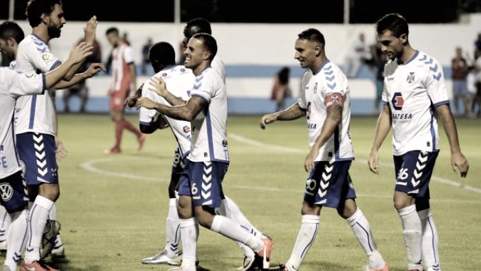 Trofeo Teide 2017: CD Tenerife - RC Deportivo