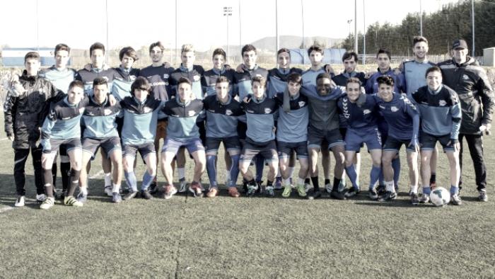 El juvenil B del Deportivo Alavés asciende a Nacional