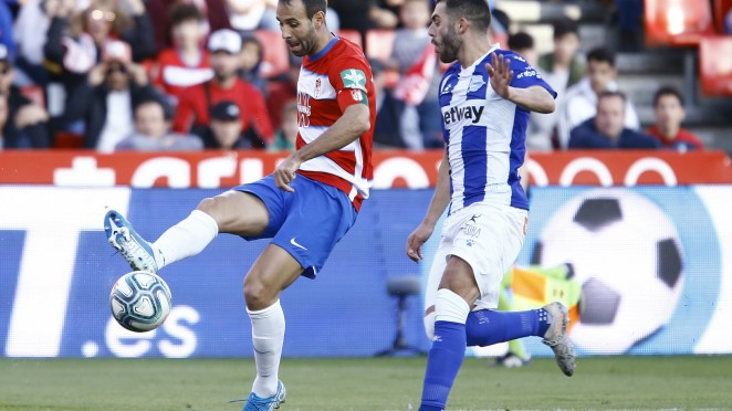 Resumen Alavés 0-2 Granada CF en LaLiga Santander 2020