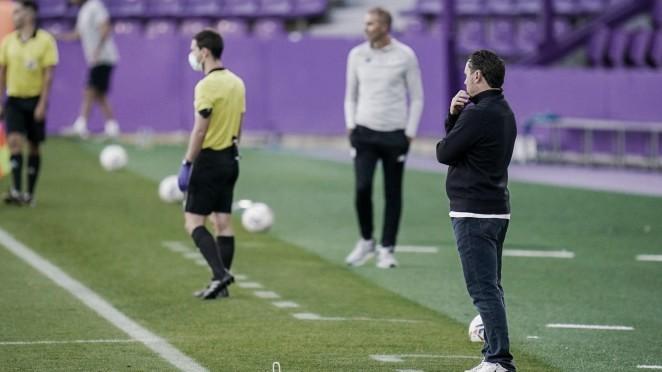 """Sergio: """"Tenemos que recuperar esa contundencia, trabajar y elegir bien"""""""