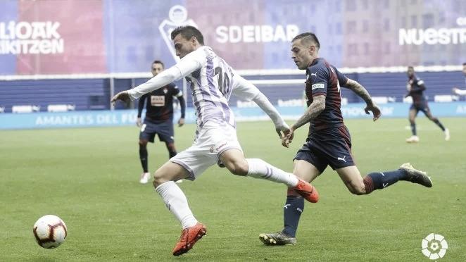 Previa SD Eibar-Real Valladolid: una final con la necesidad de ganar