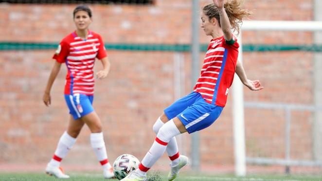 El Granada CF Femenino jugará un partido oficial en Los Cármenes por primera vez