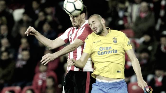 Athletic Club - UD Las Palmas: puntuaciones de Las Palmas, jornada 23 LaLiga