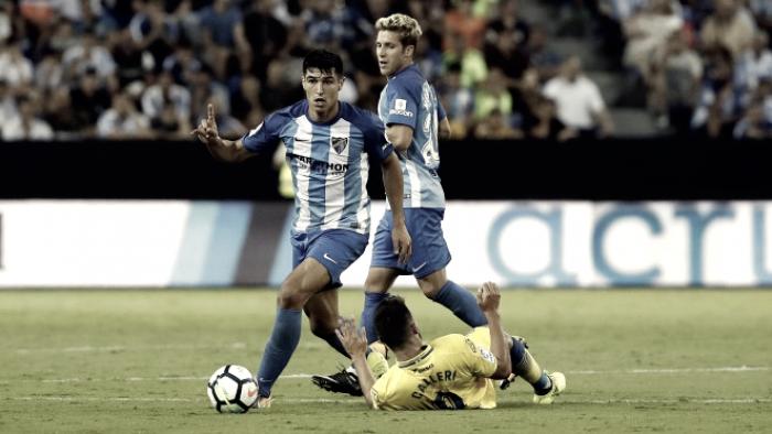 El Málaga rompe récords negativos en la primera vuelta