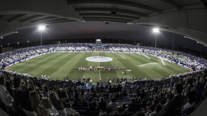 La Liga denuncia cánticos en el Leganés - Getafe