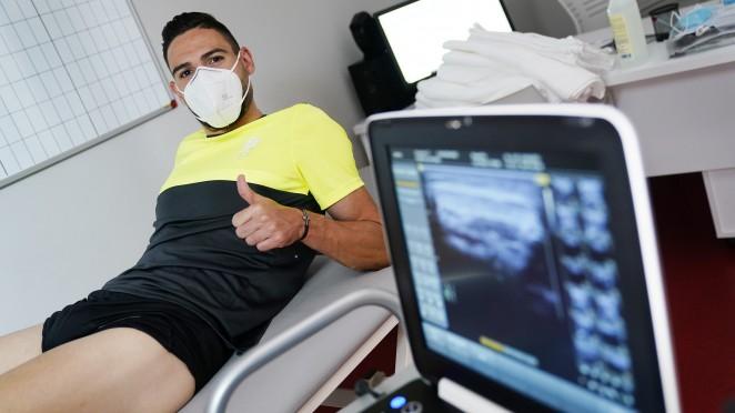 El Granada CF pasa los reconocimientos médicos