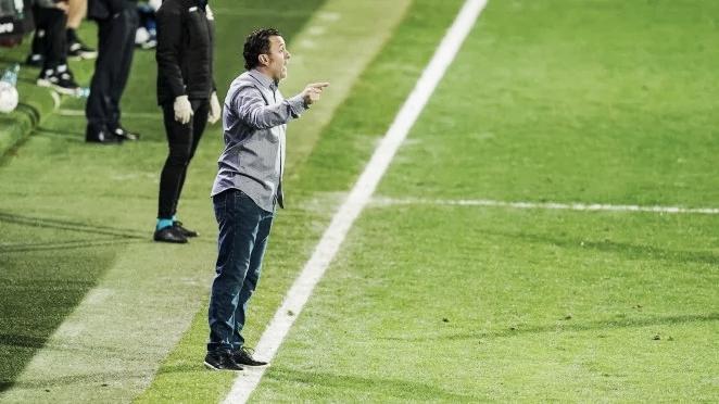 """Sergio González: """"Compitiendo así tenemos muchas cosas que decir en esta Liga"""""""
