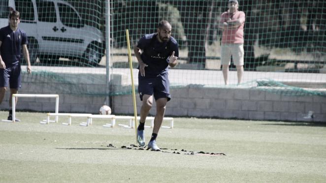 """Fali: """"Me veo capacitado para ayudar al Cádiz a conseguir el objetivo"""""""