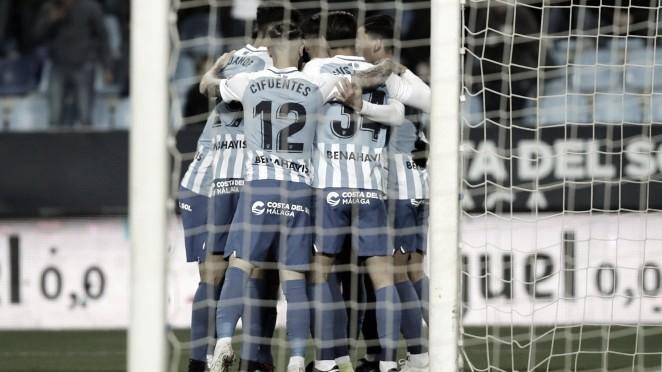 La crisis del Málaga CF puede salvar el descenso a Segunda B