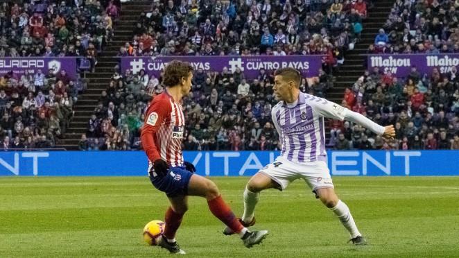 Previa Real Valladolid-Atlético de Madrid: todo o nada