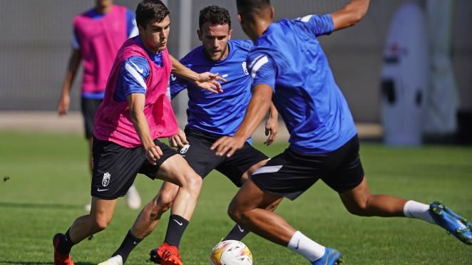 El Granada CF se prepara para visitar al Rayo Vallecano