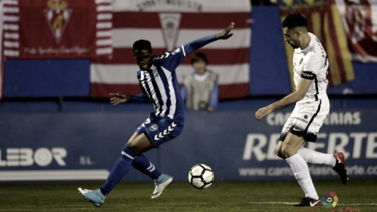 Real Sporting de Gijón - La Hoya Lorca: puntuaciones Sporting, Liga 1 2 3