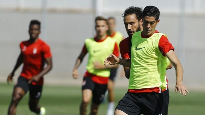 Quini se une a la lista de lesionados del Granada CF