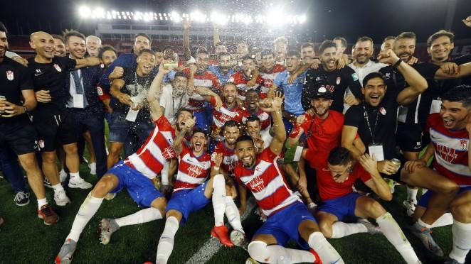 Resumen de la temporada 2019/20: Granada CF, un capítulo histórico