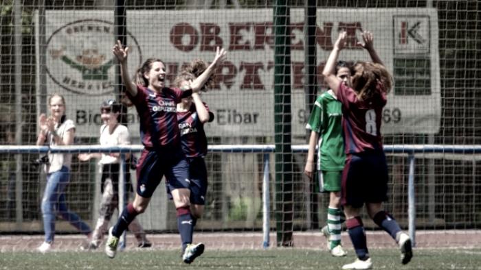 El Eibar, a las semifinales de la Copa Vasca