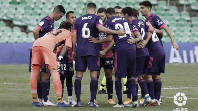 ¿Cómo recibe el Real Valladolid al Celta?