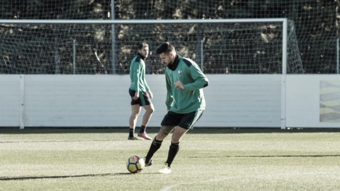 Luso Delgado: ''Estamos demostrando que somos el mejor equipo de la categoría''