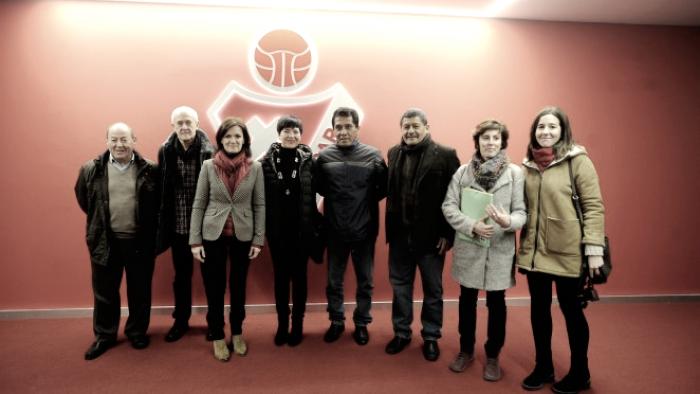 SD Eibar Fundazoia y la ONG Egoaizia firman un acuerdo