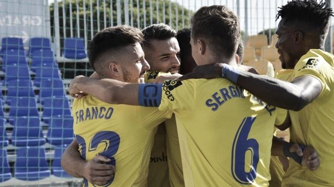 Cádiz CF B 2 - 2 Algeciras CF: en el último minuto, el Cádiz lo vuelve a hacer