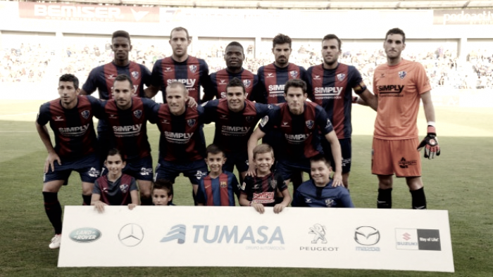 SD Huesca, un rival más a batir para salvarse