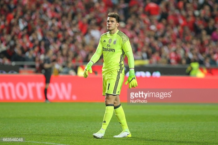 Manchester City complete €40 million deal for Benfica's Ederson