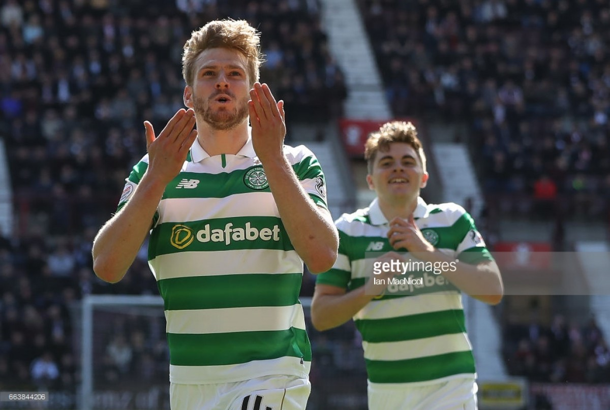 Brighton to battle rivals for Scotland midfielder Stuart Armstrong