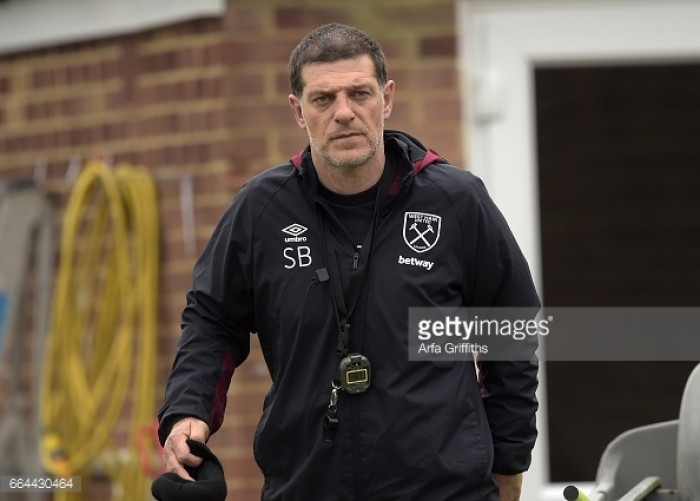 Bilic: Antonio to return vs Arsenal; Sakho could as well
