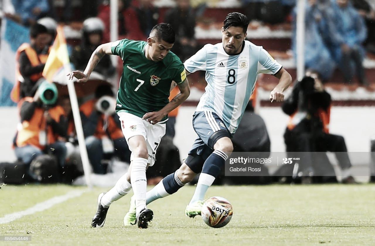 Resumen Argentina 2-1 Bolivia por Eliminatorias Qatar 2022