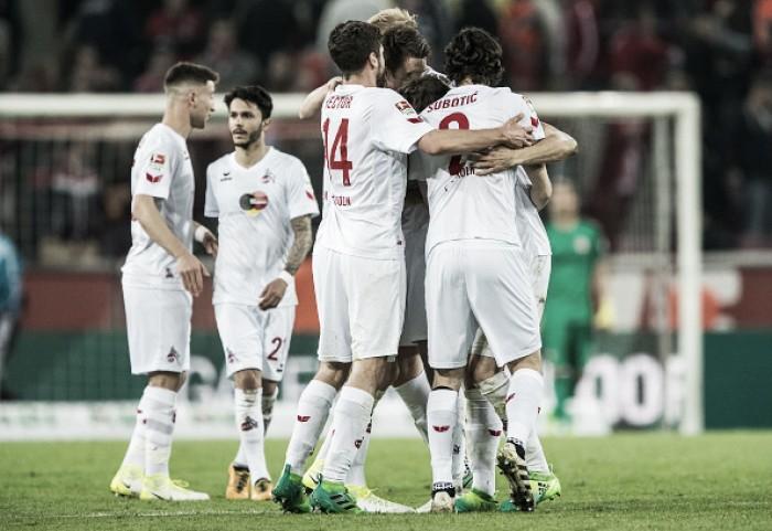 Colônia supera confronto direto contra Frankfurt e se consolida na zona da UEL