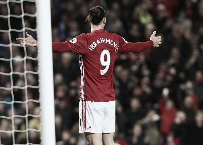 Manchester United não renova contrato de Ibrahimovic