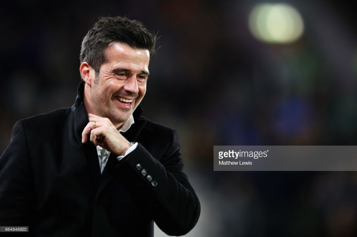 "Marcel Brands: Marco Silva will be a ""very good manager for Everton"""