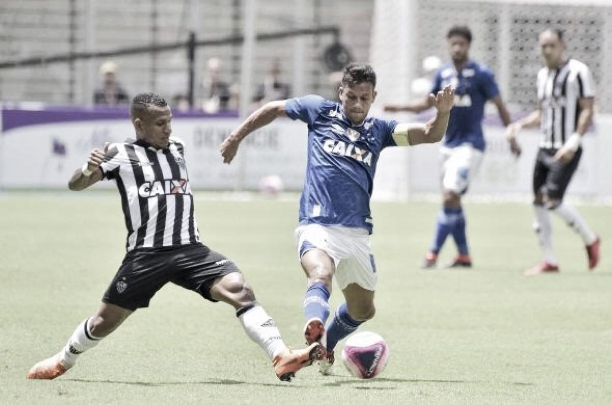 Para amenizar crise, Atlético-MG recebe embalado Cruzeiro no Independência pelo Brasileiro